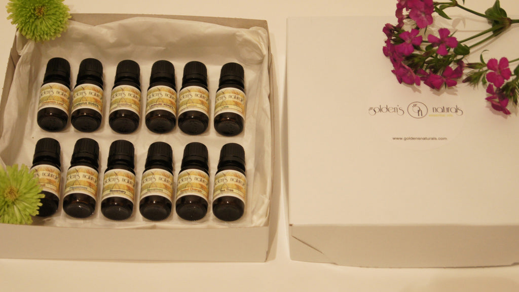 Back to The Basics, Essential Oils, Golden's Naturals - Golden's Naturals = quality essential oils at affordable prices