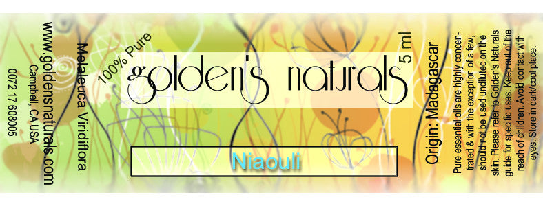 Niaouli Essential Oil, Essential Oils, Golden's Naturals - Golden's Naturals = quality essential oils at affordable prices
