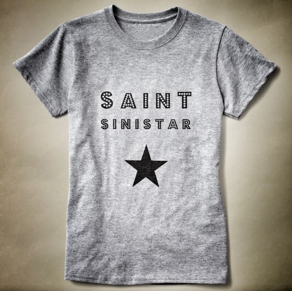 Saint Sinistar Star Shirt