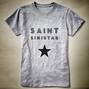 Saint Sinistar Star Shirt - CONTACT FOR INQUIRY