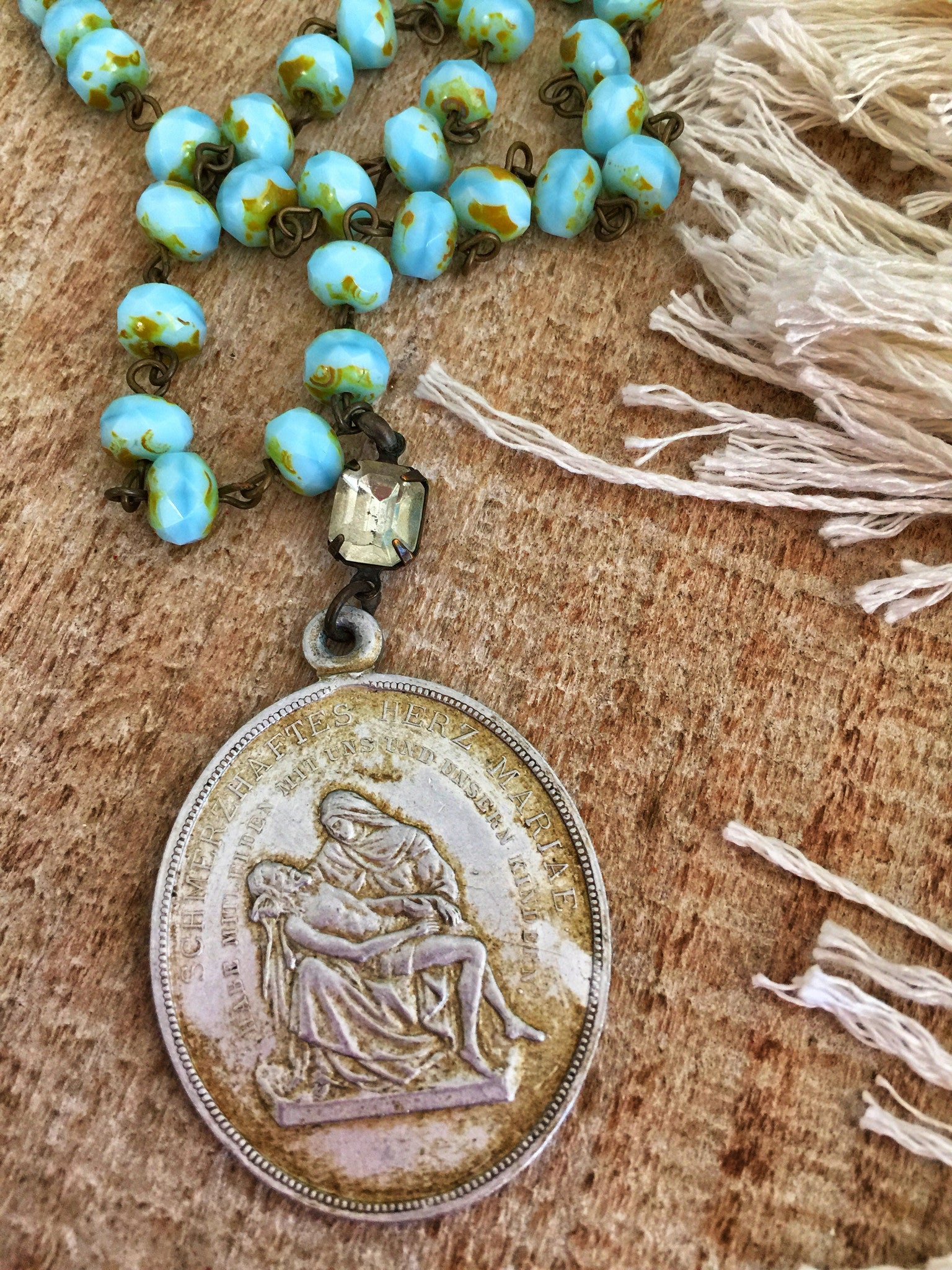 St. Cassius Necklace