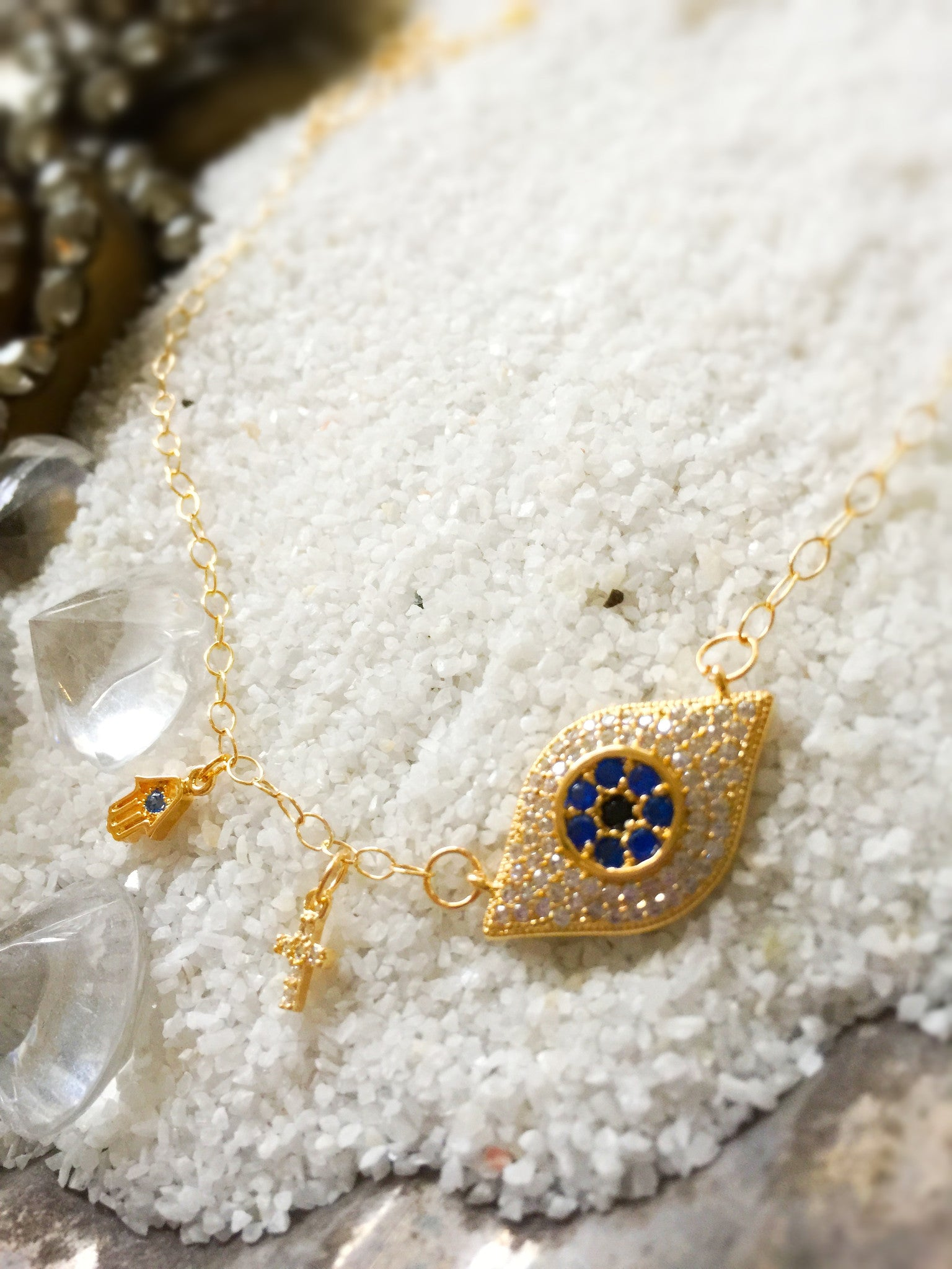 St. Shine Evil Eye