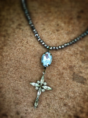 St. Catalina Crystal Necklace