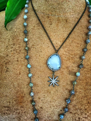 St. Celestial Necklace
