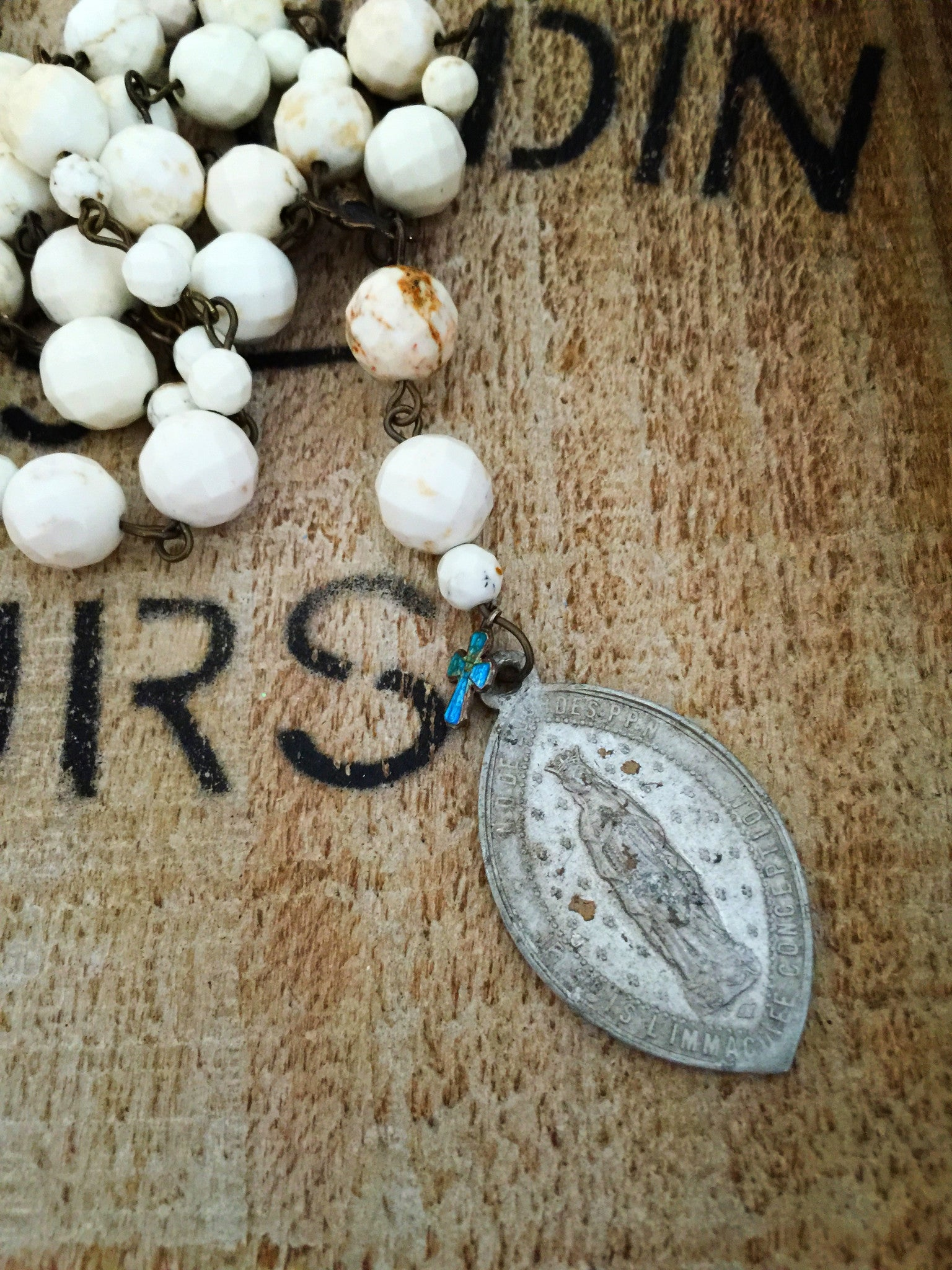 St. Cloud Rosary Necklace