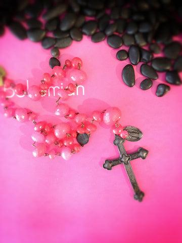 Voodoo Child Rosary Necklace