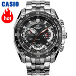Casio Watch Edifice Men's Quartz EF-550 Sports Watch Business Trend Timing Waterproof Watch  EF-5581