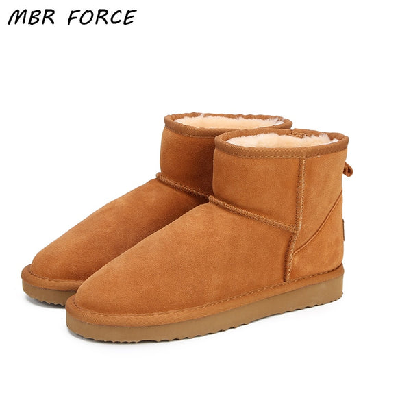 UGG Boots MBR FORCE Ankle Boots