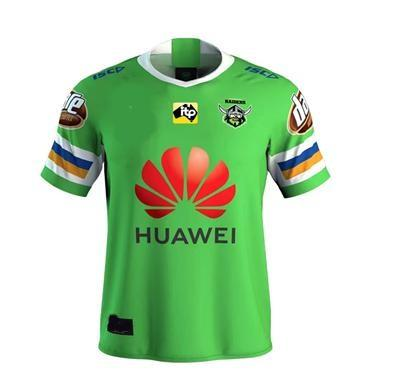 2019 CANBERRA RAIDER S Home Replica Jerseys National Rugby League  s-3x