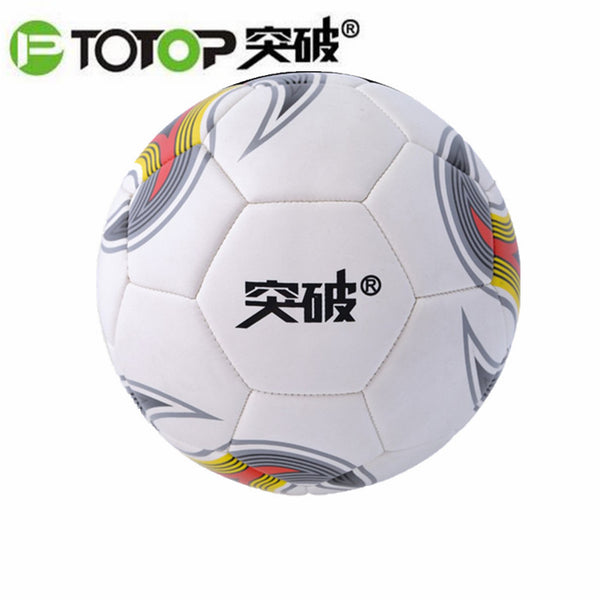 PTOTOP TPFB255 Size 4 Kids Students PVC Anti-Slip Match Training Soccer Ball
