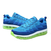 Men's Air Cushion Running Shoes Super Light Adult Sneakers