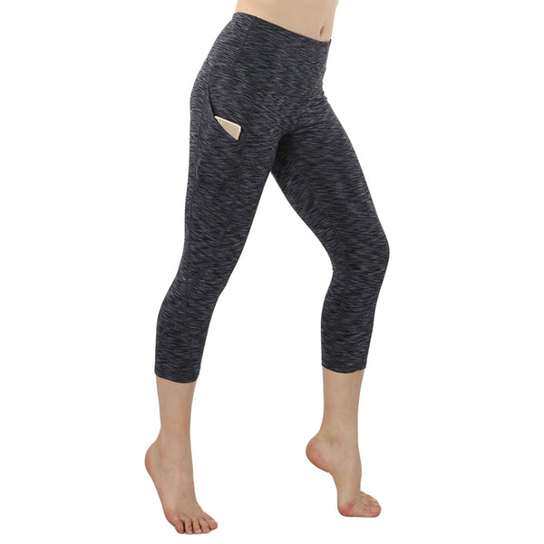 Workout Pants Gym Leggings with Pockets
