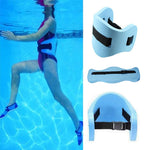 EVA Adjustable Back Floating Foam Board Swimming Belt Waist Training Assist