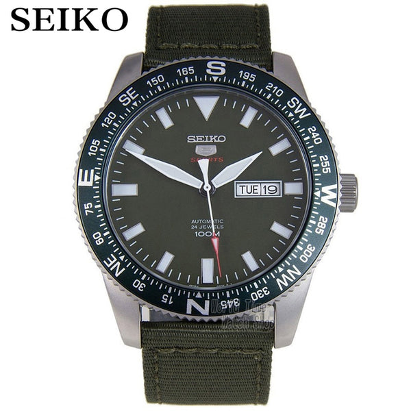 Seiko Men's  Japan Stainless Steel Watch  SKX009K2 SRP659J1 SRP661J1 SRP663J1 SRP665J1 SRP667J1 SRP669J1