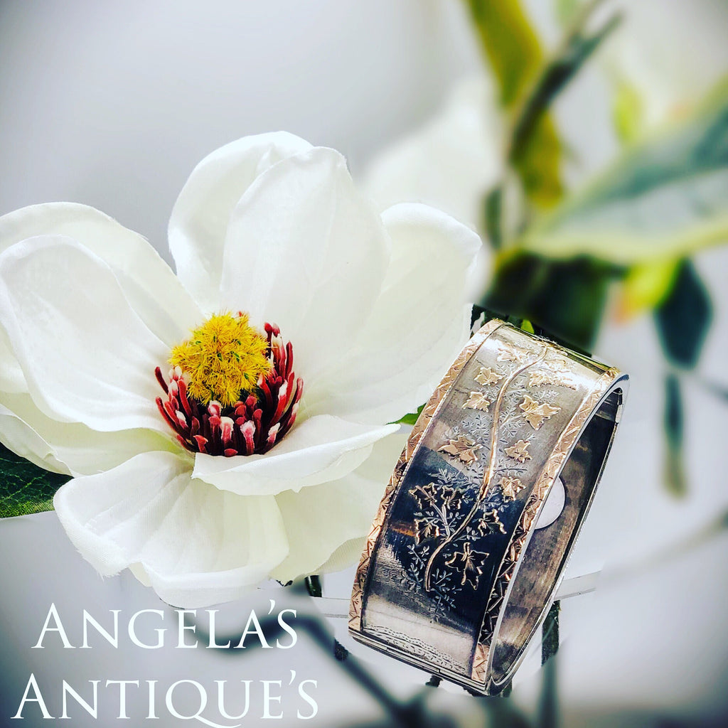 Antique Silver Jewellery