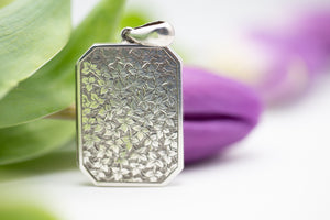 Antique Square Locket