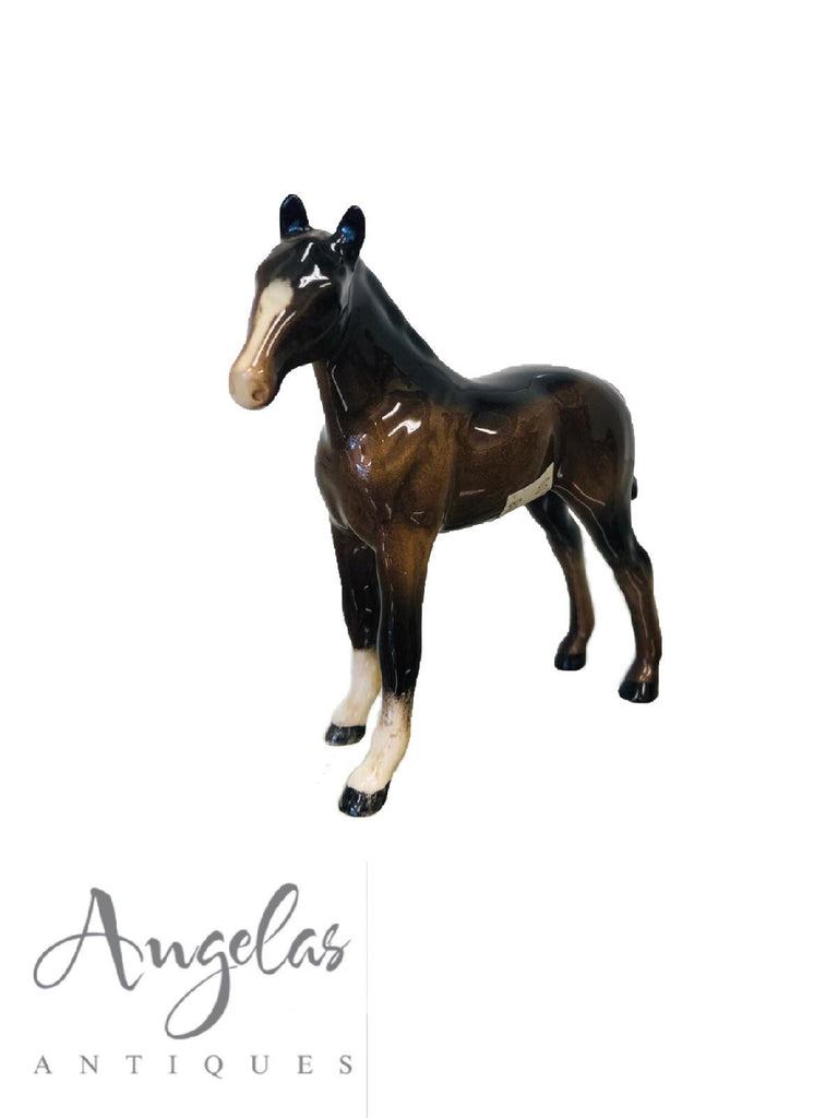 Beswick Small Brown Horse