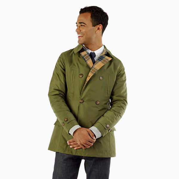 Mens Huntington Jacket, front view