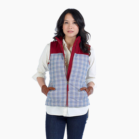 Womens Rae Vest, front view