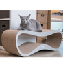 [product _vendor] LUI Cardboard Cat Scratcher Lounge - Grey - STYLETAILS
