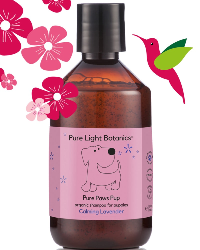 [product _vendor] Organic Puppy Shampoo with Lavender - STYLETAILS