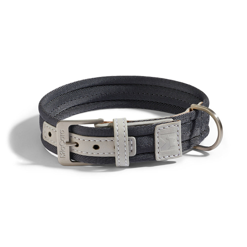 [product _vendor] Riva Webbing Dog Collar - STYLETAILS