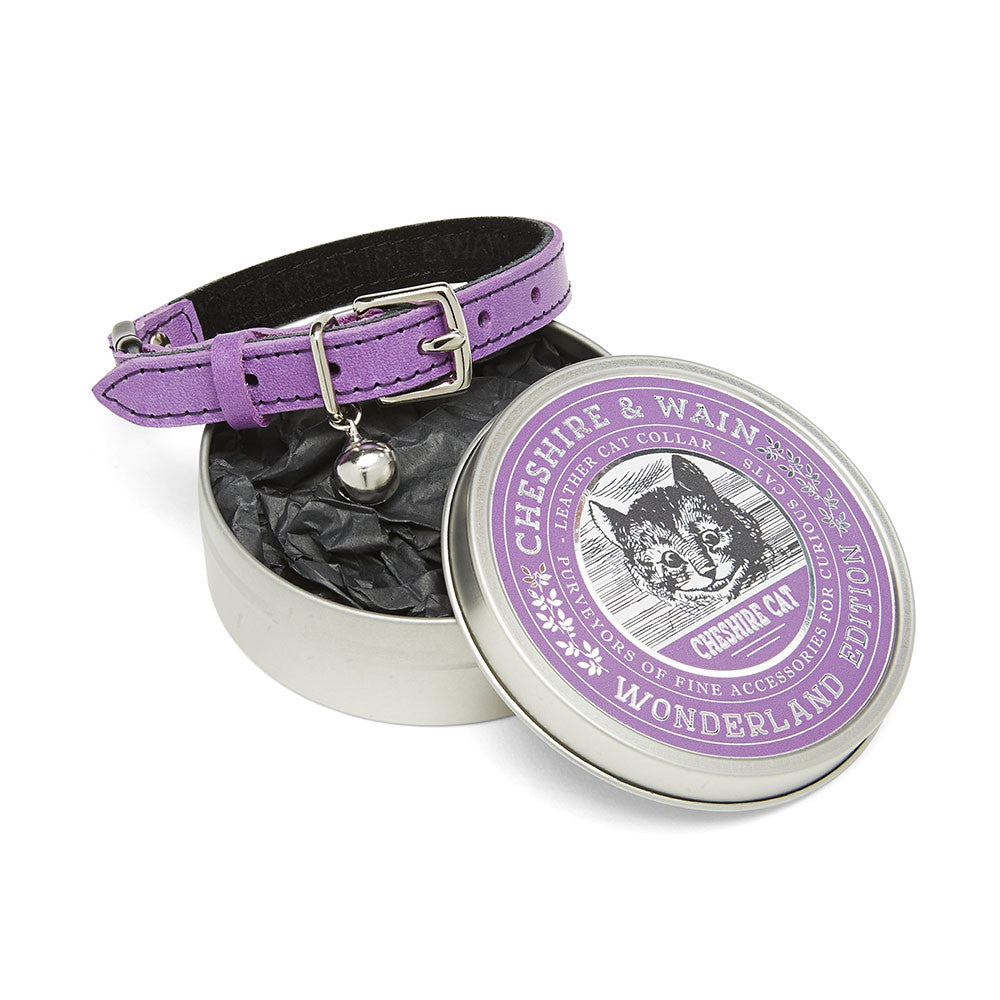 Cheshire Cat Collar Cheshire Wain