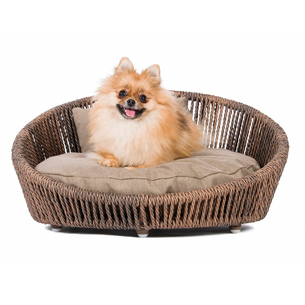 [product _vendor] Calypso Dog Bed - Tobago - STYLETAILS