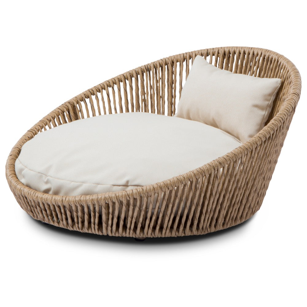 [product _vendor] Calypso Dog Bed - Trinidad - STYLETAILS