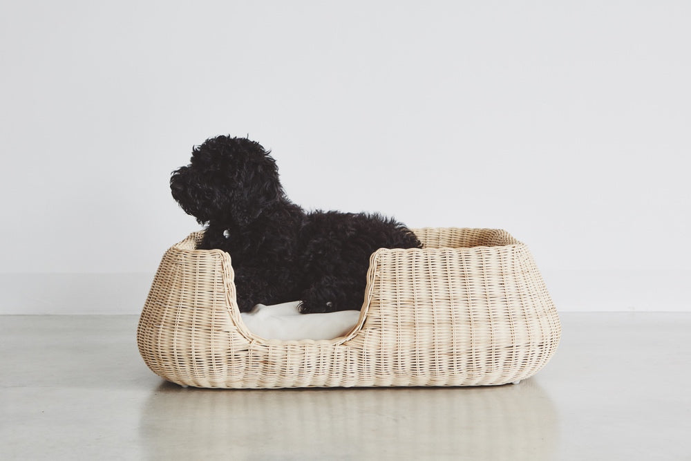 [product _vendor] Mio Dog Basket - STYLETAILS