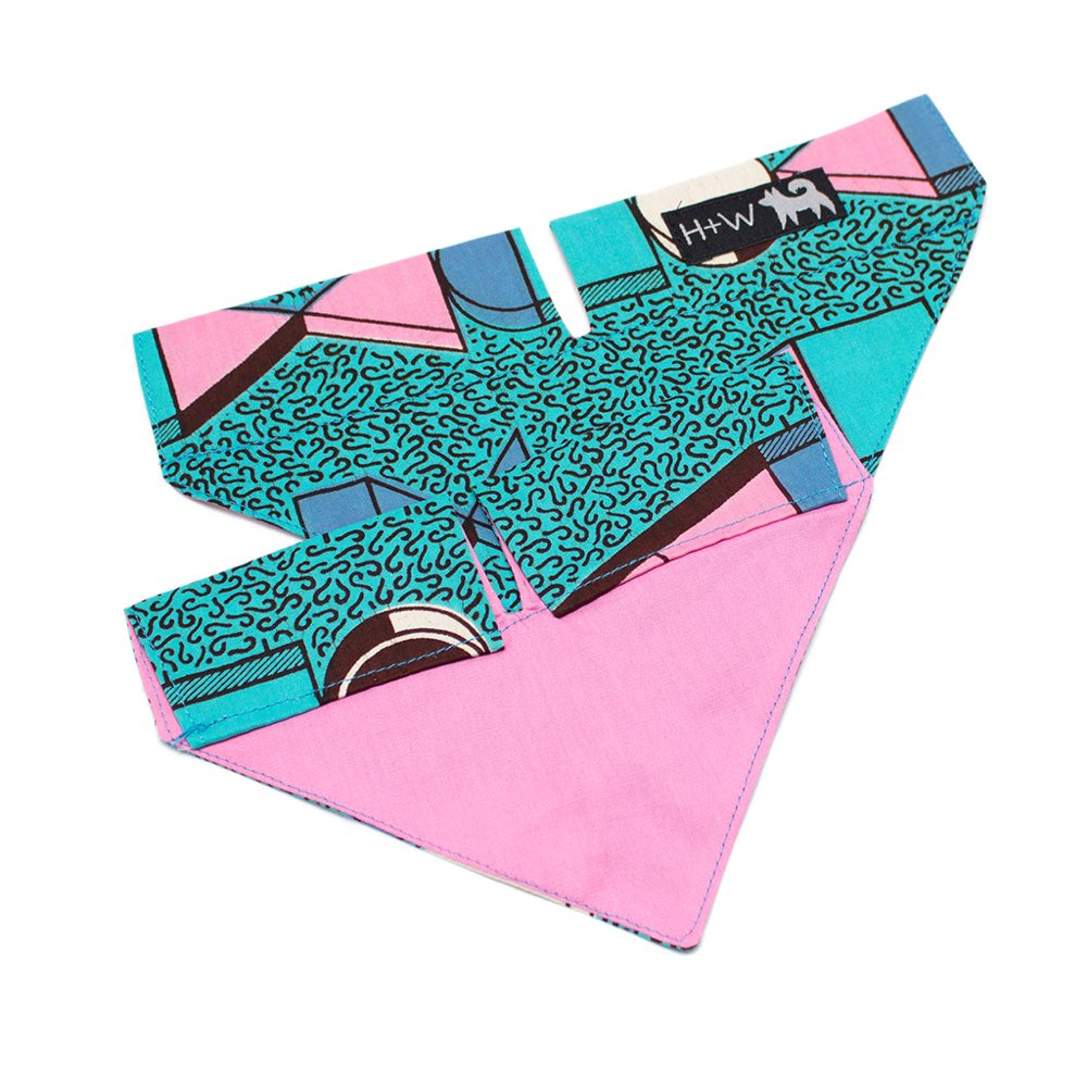 [product _vendor] Totem Dog Bandana - STYLETAILS