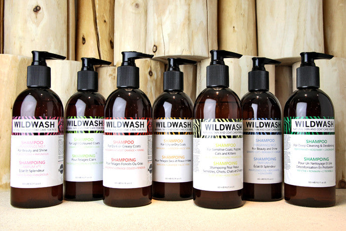 [product _vendor] Natural Dog Shampoo for Dark / Greasy Coats - STYLETAILS