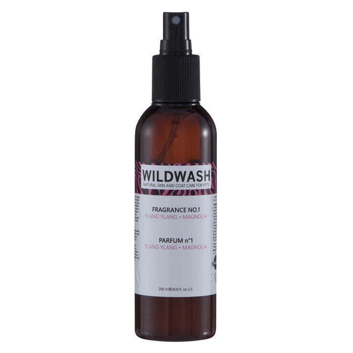 WildWash natural dog fragrance