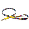 [product _vendor] Kikoy Botanical Stripe Café Dog Lead - STYLETAILS