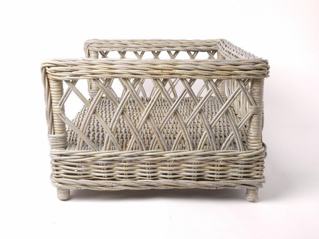 stylish dog basket bed charley chau