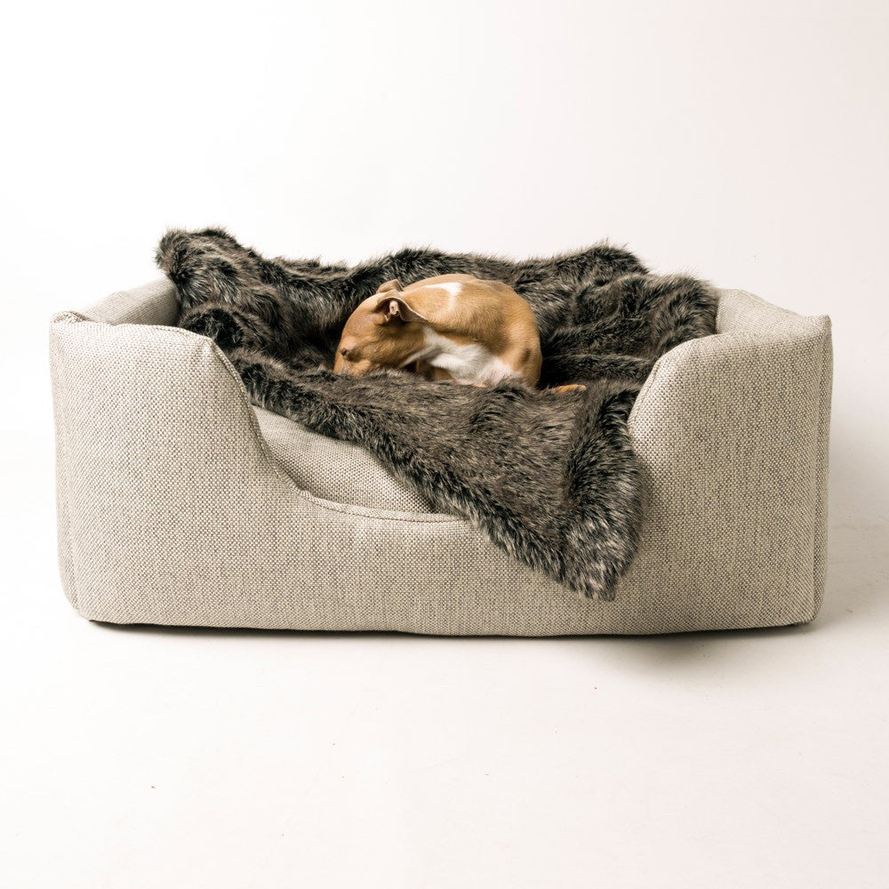 [product _vendor] Deeply Dishy Dog Bed - STYLETAILS