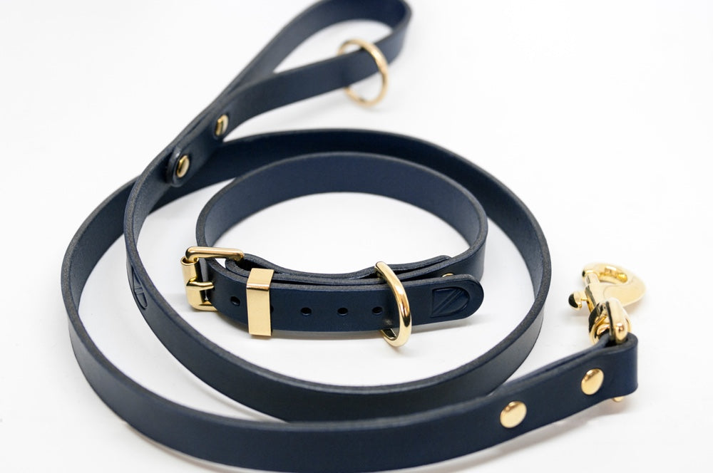 Classic Leather Dog Lead