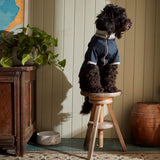 [product _vendor] Reversible Waterproof Dog Jacket - Navy/Grey - STYLETAILS