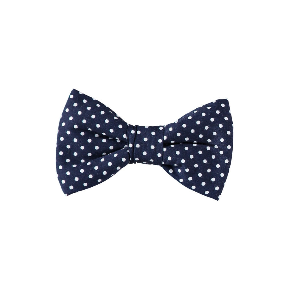 Polka Dog Bow Tie Baker Bray Navy