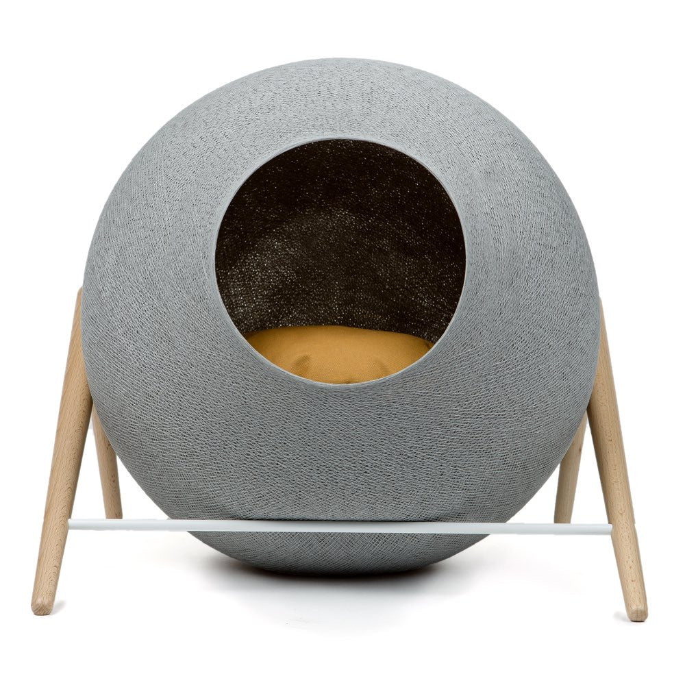 The Cat Ball Light Grey Meyou