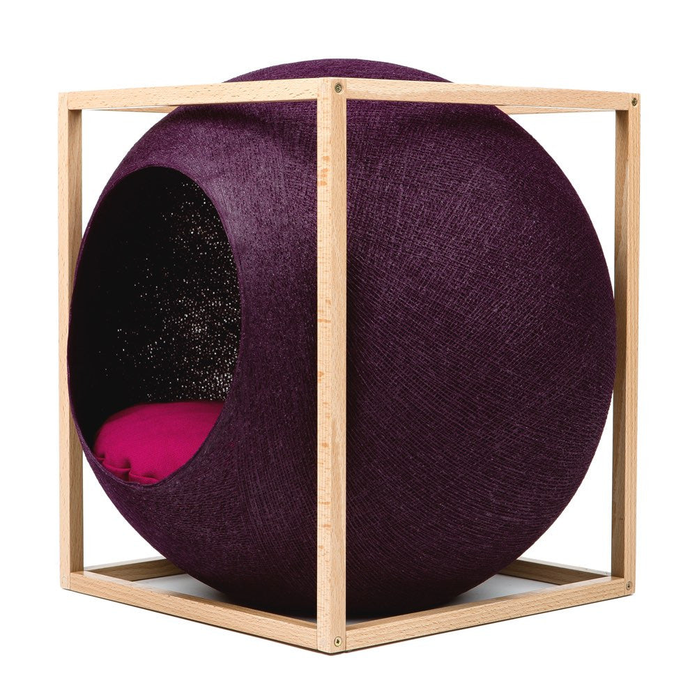 The Cat Cube - Plum Meyou
