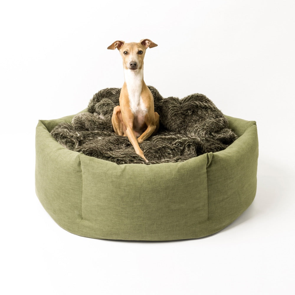 [product _vendor] Ducky Donut Dog Bed - STYLETAILS