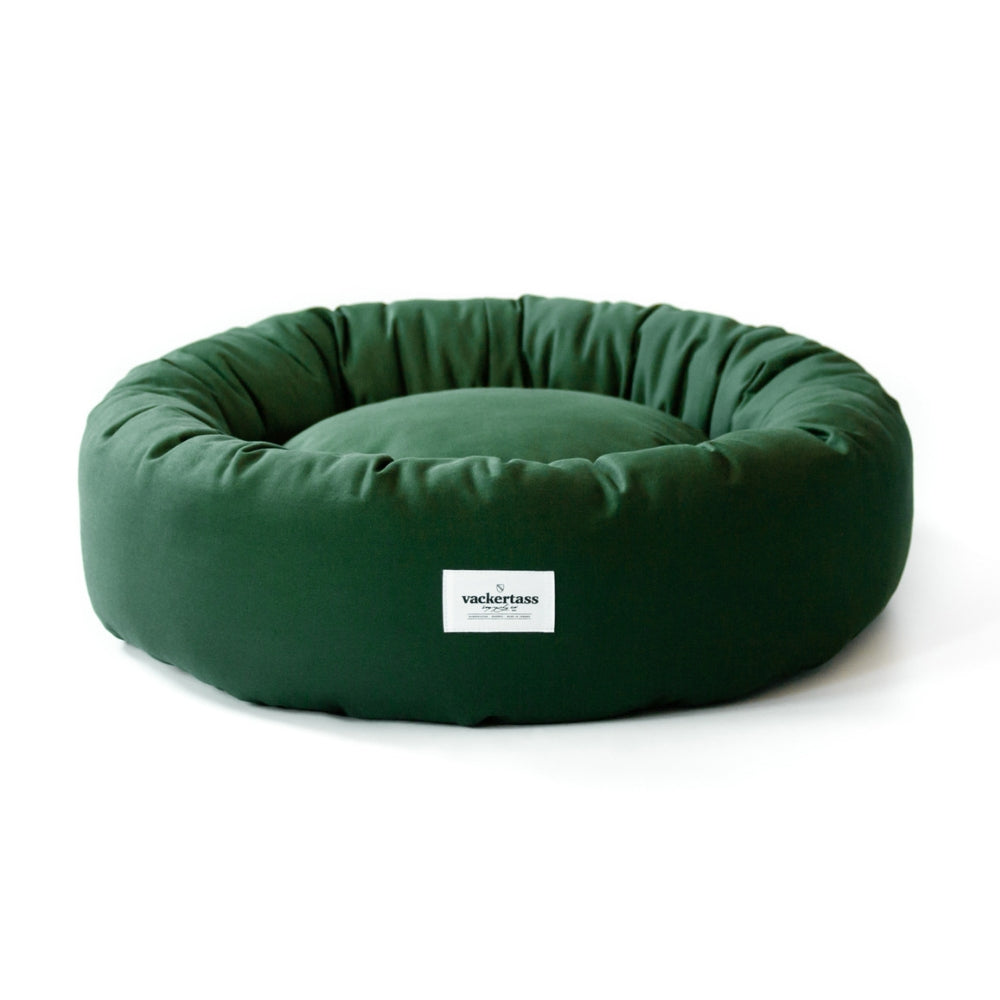 [product _vendor] Cotton Donut Dog Bed - STYLETAILS