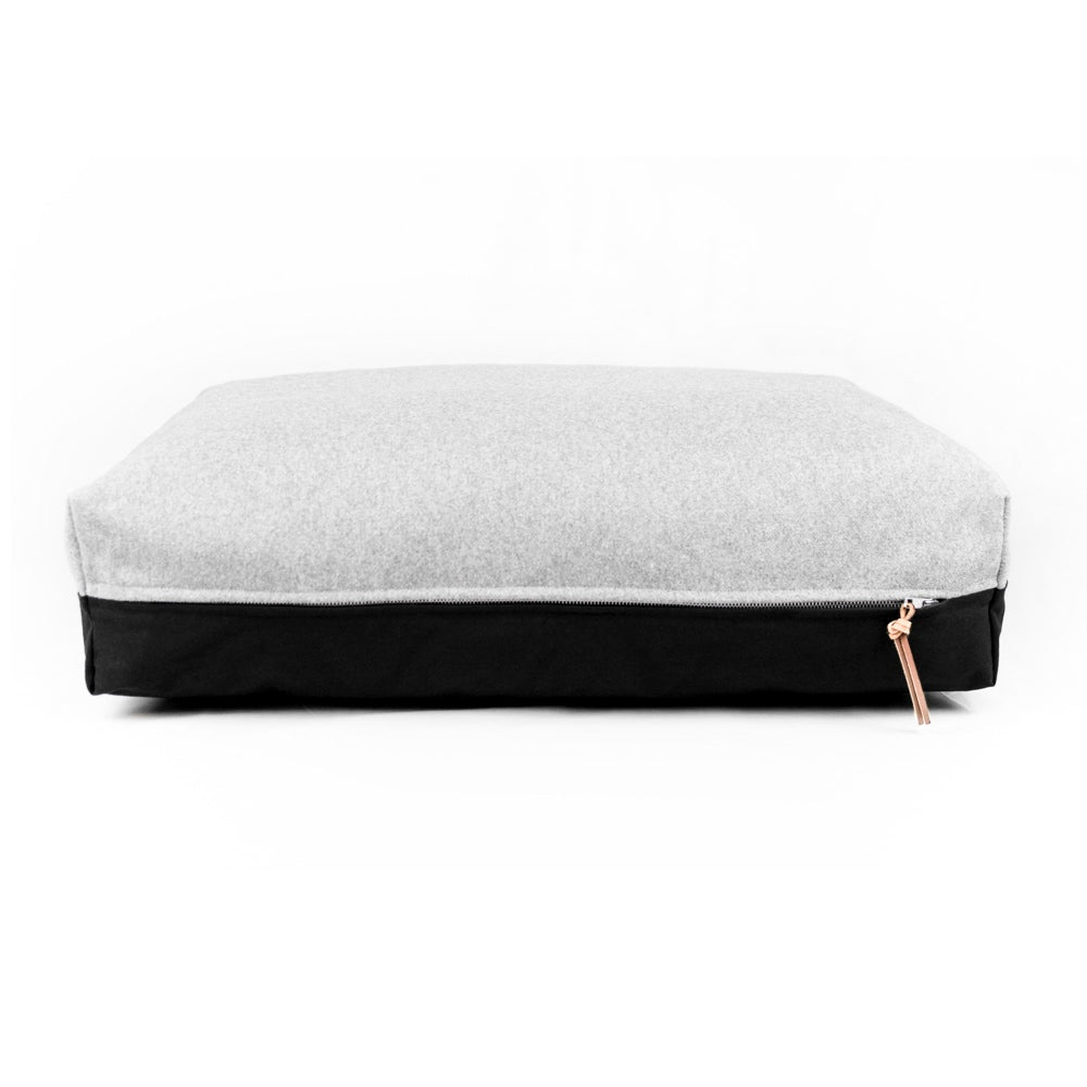 [product _vendor] Box Pillow Dog Bed - STYLETAILS