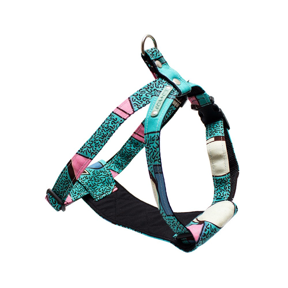 Totem dog harness Hiro Wolf