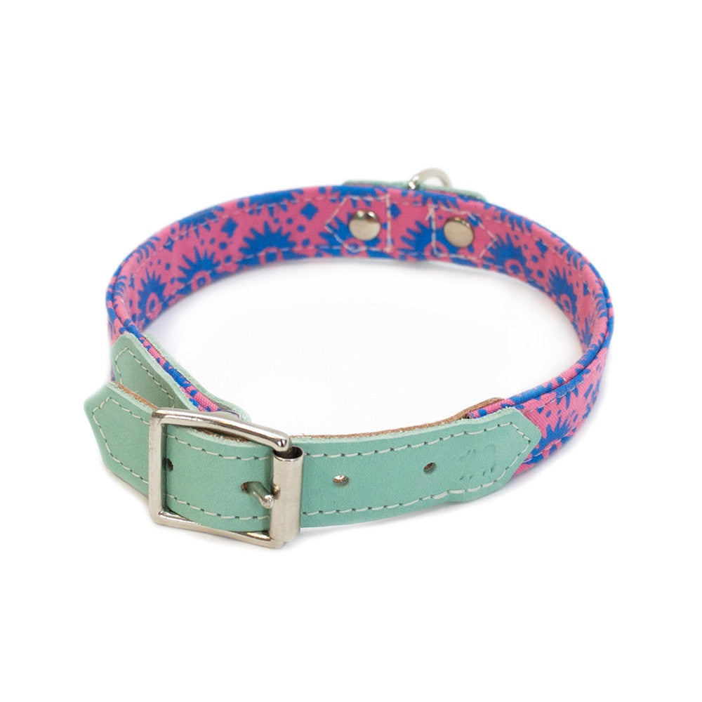 Nebula Dog Collar Hiro Wolf
