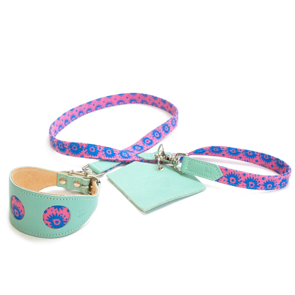[product _vendor] Nebula Cafe Dog Lead - STYLETAILS
