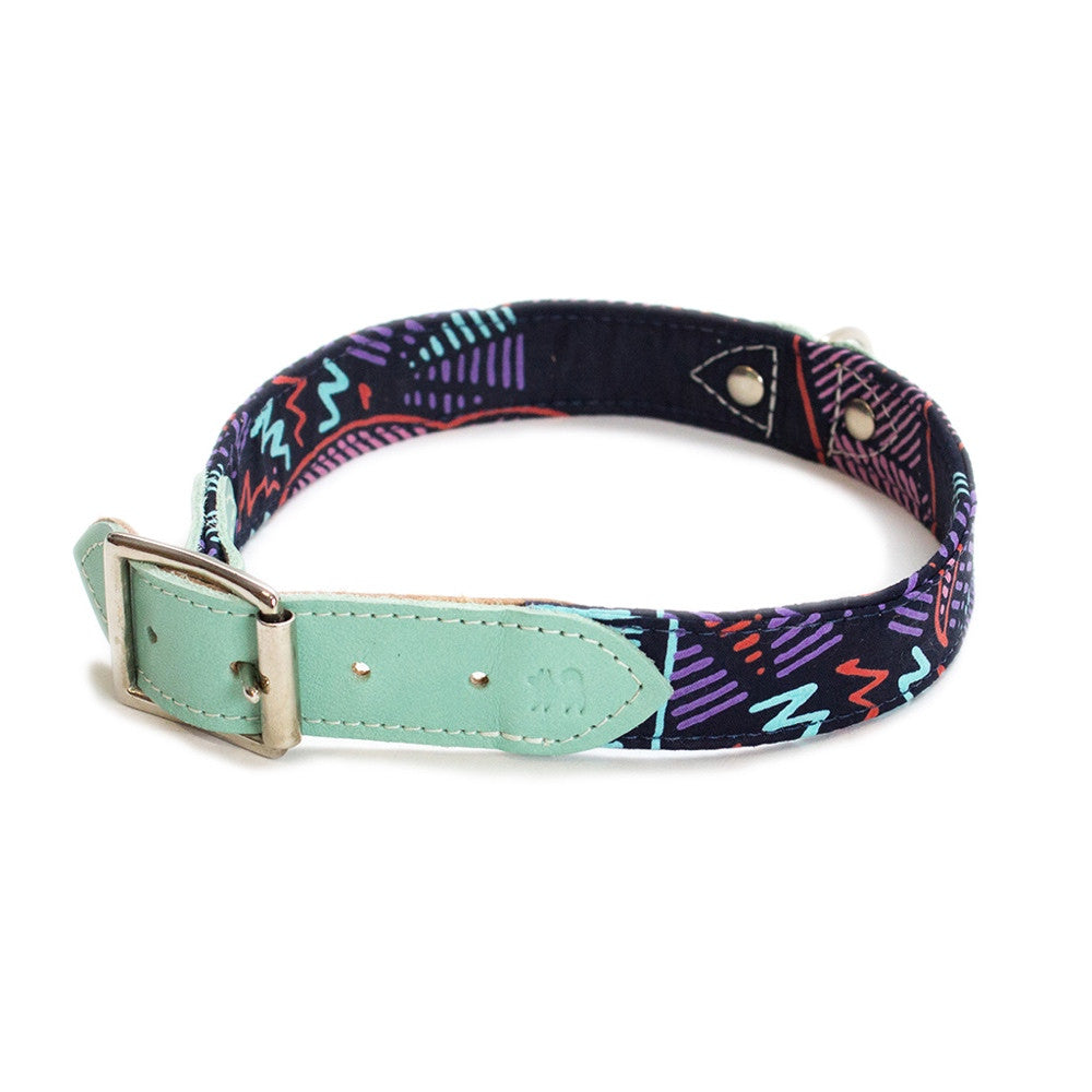 Sprite Dog Collar Hiro Wolf