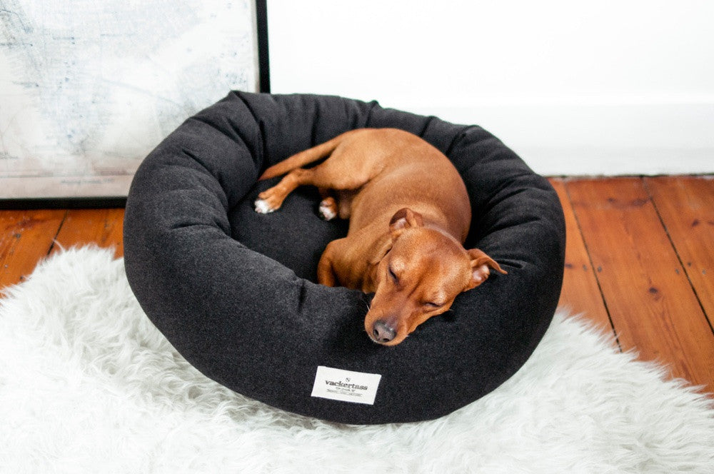 [product _vendor] Donut Dog Bed - STYLETAILS