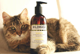 sensitive shampoo for puppies, cats and kittens